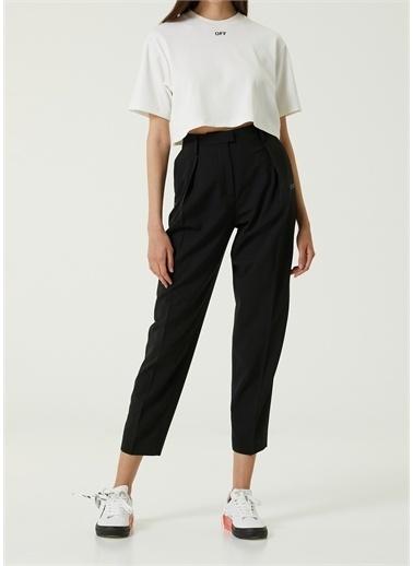 Off-White Pantolon Siyah